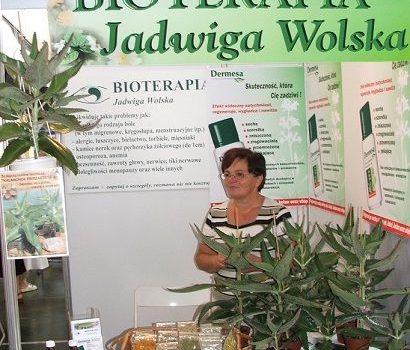 Jadwiga Wolska bioterapia medycyna naturalna